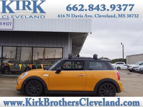 2015 MINI Hardtop 2 Door for sale in Cleveland, MS