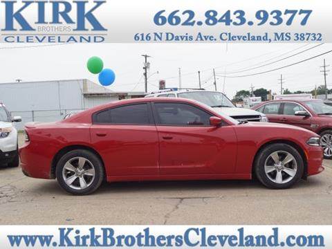 2015 Dodge Charger for sale in Cleveland, MS