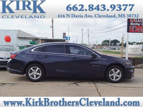 2016 Chevrolet Malibu for sale in Cleveland, MS