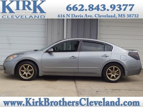 2007 Nissan Altima for sale in Cleveland, MS