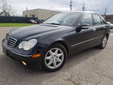 2004 Mercedes Benz C Class For Sale In Cleveland Oh