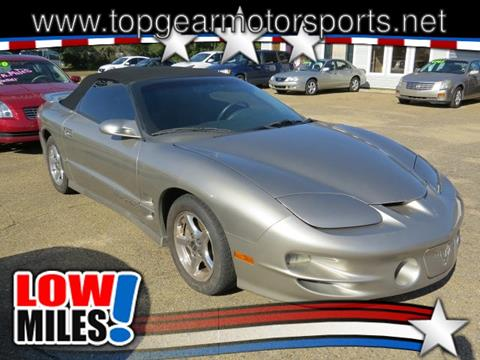 1999 Pontiac Firebird for sale in Pensacola, FL