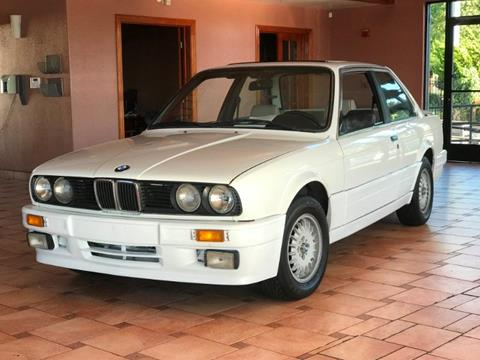 1987 BMW 3 Series for sale in Vallejo, CA