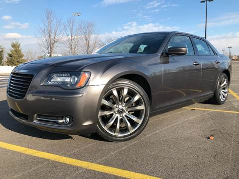 2014 Chrysler 300 for sale at Car Stars in Elmhurst IL