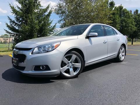2015 Chevrolet Malibu for sale at Car Stars in Elmhurst IL