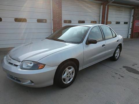 2004 Chevrolet Cavalier for sale in Alexis, NC