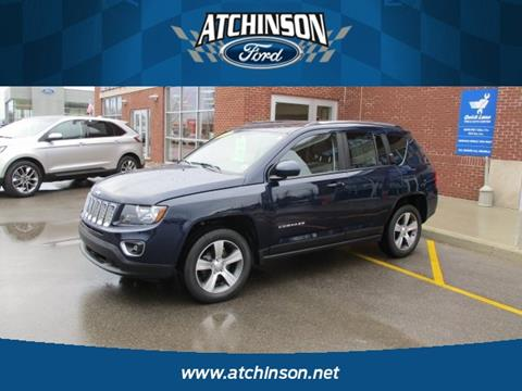2017 Jeep Compass for sale in Belleville, MI