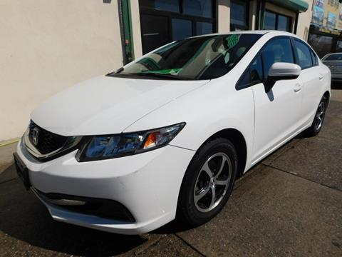2015 Honda Civic for sale in Woodside, NY