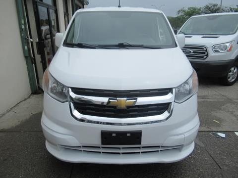 2017 Chevrolet City Express Cargo for sale in Woodside, NY