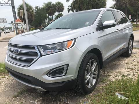 Ford Edge Used >> Used Ford Edge For Sale Carsforsale Com