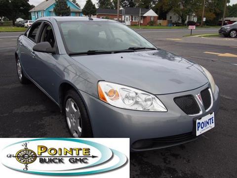 2008 Pontiac G6 for sale in Carneys Point, NJ
