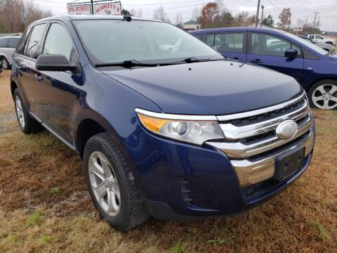 2012 Ford Edge for sale in Camden, TN