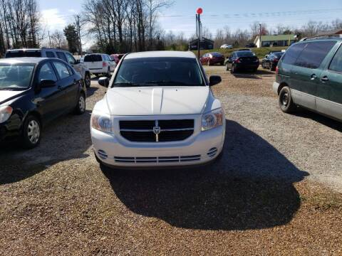 2007 Dodge Caliber SXT for sale at Scarletts Cars in Camden TN
