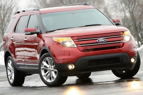 2014 Ford Explorer for sale at MGM Motors LLC in De Soto KS