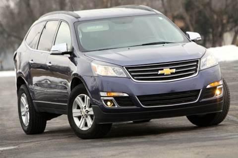 2014 Chevrolet Traverse for sale at MGM Motors LLC in De Soto KS