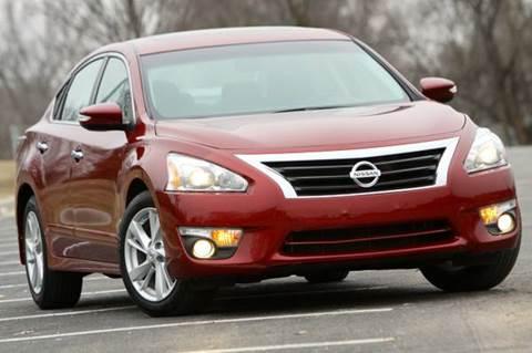 2015 Nissan Altima for sale at MGM Motors LLC in De Soto KS