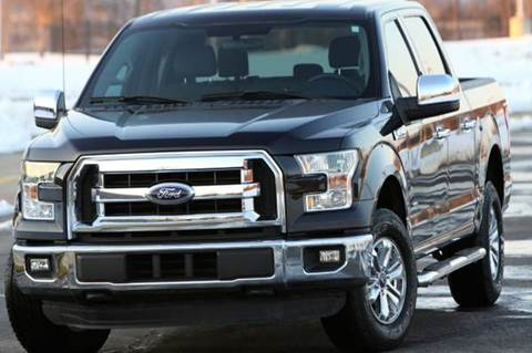 2015 Ford F-150 for sale at MGM Motors LLC in De Soto KS