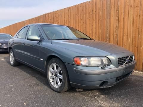 2001 Volvo S60 for sale at MGM Motors LLC in De Soto KS