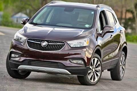 2017 Buick Encore for sale at MGM Motors LLC in De Soto KS