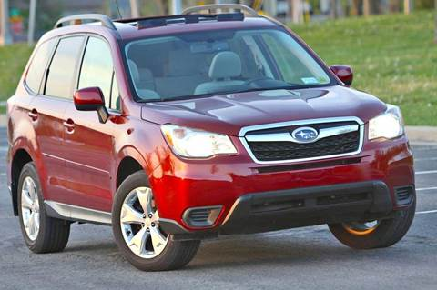 2015 Subaru Forester for sale at MGM Motors LLC in De Soto KS