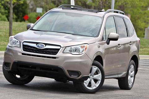 2016 Subaru Forester for sale at MGM Motors LLC in De Soto KS