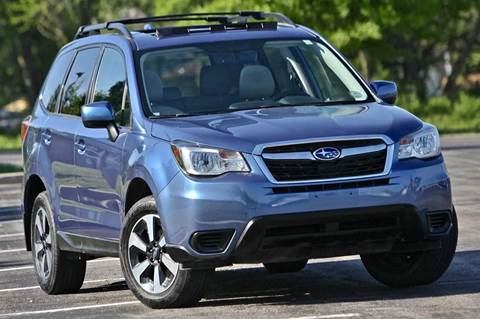 2017 Subaru Forester for sale at MGM Motors LLC in De Soto KS