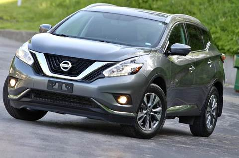 2016 Nissan Murano for sale at MGM Motors LLC in De Soto KS