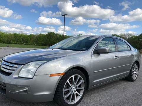 2009 Ford Fusion for sale at MGM Motors LLC in De Soto KS
