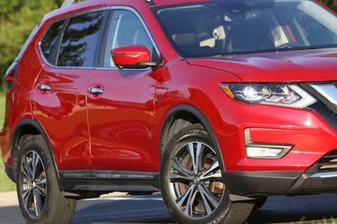 2017 Nissan Rogue for sale at MGM Motors LLC in De Soto KS
