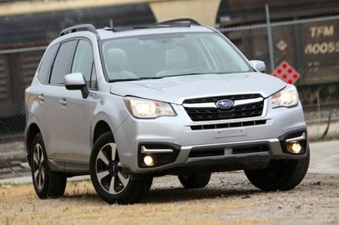 2018 Subaru Forester for sale at MGM Motors LLC in De Soto KS
