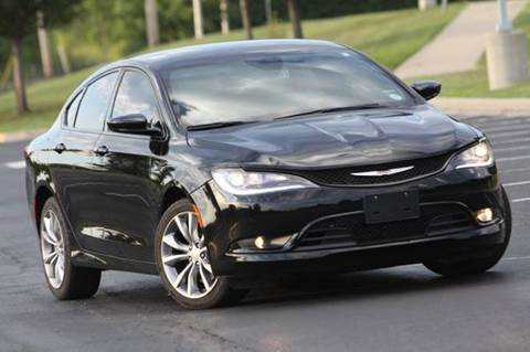 2016 Chrysler 200 for sale at MGM Motors LLC in De Soto KS