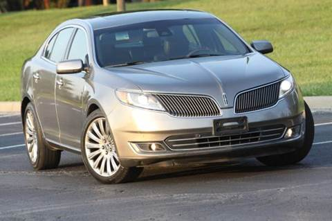 2015 Lincoln MKS for sale at MGM Motors LLC in De Soto KS
