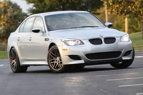 2008 BMW M5 for sale at MGM Motors LLC in De Soto KS