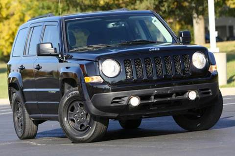 2017 Jeep Patriot for sale at MGM Motors LLC in De Soto KS
