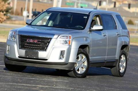 2015 GMC Terrain for sale at MGM Motors LLC in De Soto KS