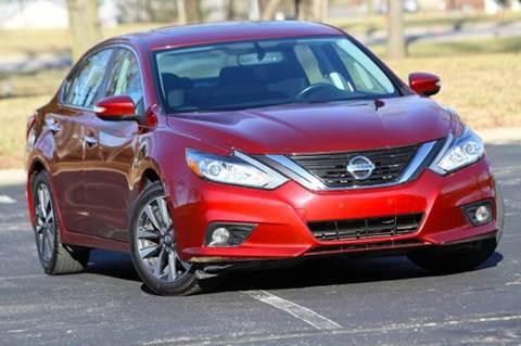 2016 Nissan Altima for sale at MGM Motors LLC in De Soto KS