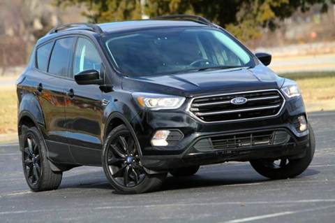 2017 Ford Escape for sale at MGM Motors LLC in De Soto KS
