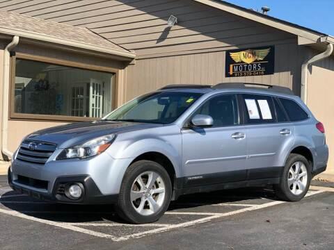 2013 Subaru Outback for sale at MGM Motors LLC in De Soto KS