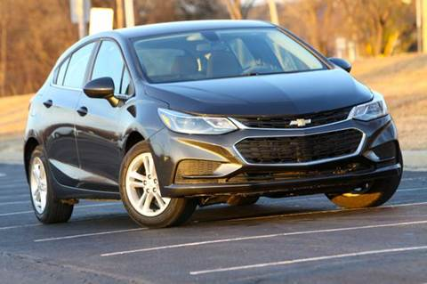2017 Chevrolet Cruze for sale at MGM Motors LLC in De Soto KS