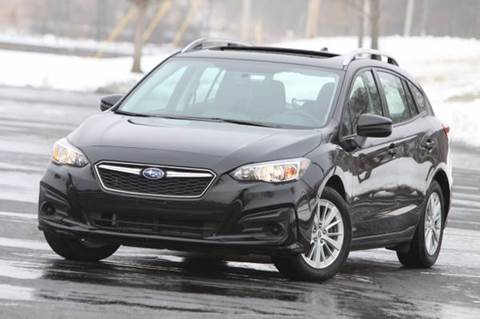 2017 Subaru Impreza for sale at MGM Motors LLC in De Soto KS