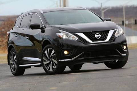 2017 Nissan Murano for sale at MGM Motors LLC in De Soto KS