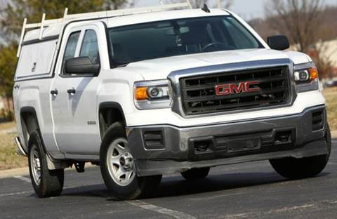 2015 GMC Sierra 1500 for sale at MGM Motors LLC in De Soto KS