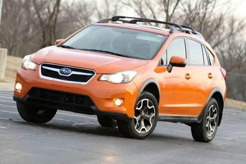 2015 Subaru XV Crosstrek for sale at MGM Motors LLC in De Soto KS