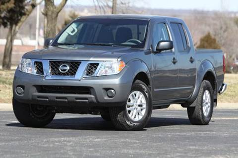 2019 Nissan Frontier for sale at MGM Motors LLC in De Soto KS