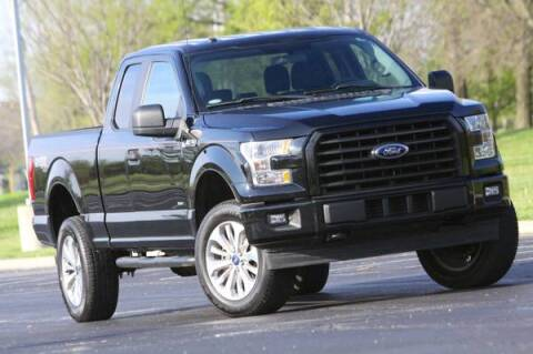 2017 Ford F-150 for sale at MGM Motors LLC in De Soto KS