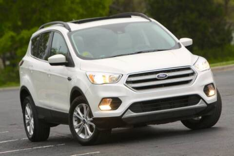 2018 Ford Escape for sale at MGM Motors LLC in De Soto KS