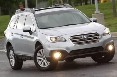 2016 Subaru Outback for sale at MGM Motors LLC in De Soto KS