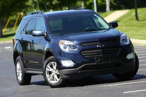 2017 Chevrolet Equinox for sale at MGM Motors LLC in De Soto KS