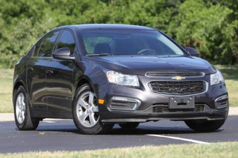 2016 Chevrolet Cruze Limited for sale at MGM Motors LLC in De Soto KS