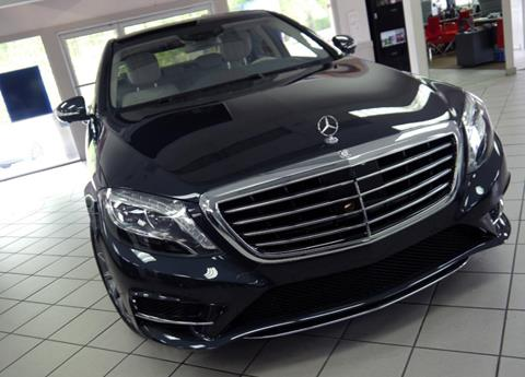 2016 Mercedes-Benz S-Class for sale in Shreveport, LA